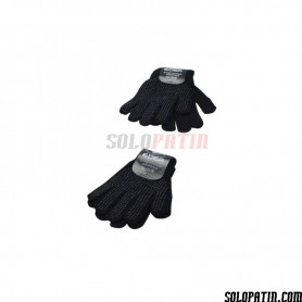 Skating Gripping Gloves Edea Black