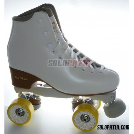 Figure Quad Skates BOIANI STAR RK Frames EDEA BRIO Boots KOMPLEX ANGEL Wheels