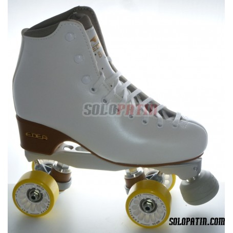 Patins Completos Patinagem BOIANI STAR RK Botas EDEA BRIO Rodas KOMPLEX ANGEL