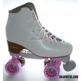 Figure Quad Skates EDEA BRIO Boots BOIANI STAR RK Frames KOMPLEX FELIX Wheels