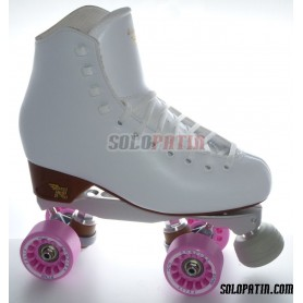 Figure Quad Skates RISPORT VENUS Boots BOIANI STAR RK Frames KOMPLEX FELIX Wheels