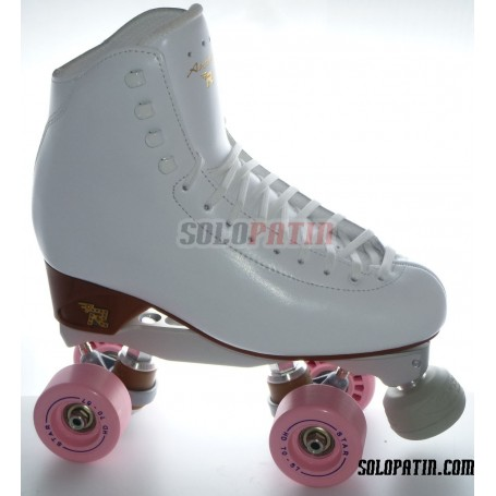 Patins Complets Artistique BOIANI STAR RK Bottines RISPORT ANTARES Roues BOIANI STAR