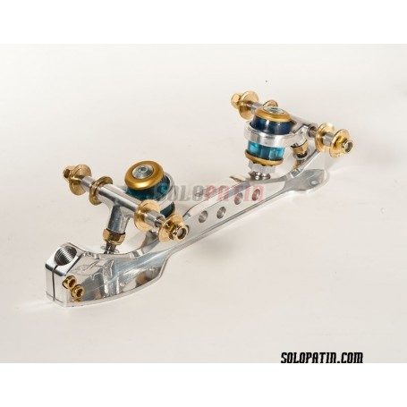 Planchas Patinaje Artístico Libre Roller Skates Professional Shark Steel