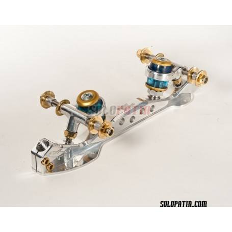 Rollkunstlauf Gestelle Roller Skates Professional Shark Steel