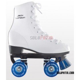 Patins Complets Patinage Artistique Jack London Viena Blanc