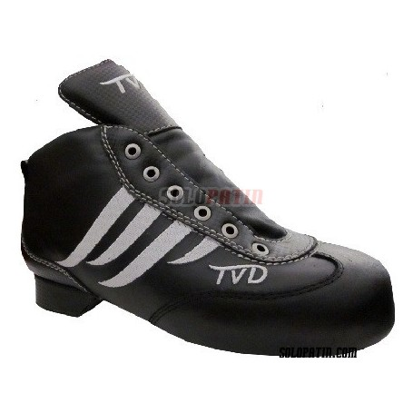 Hockey Boots TVD COOL BLUE - WHITE