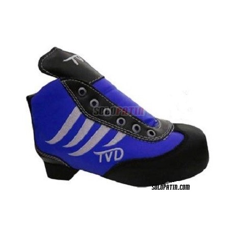 Botas Hockey TVD COOL AZUL - BLANCO