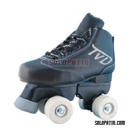Pattini Hockey Clyton Style Nº 12 Rosso