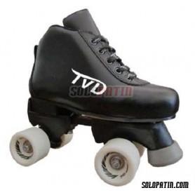 Conjunto Patines Hockey TVD TOP