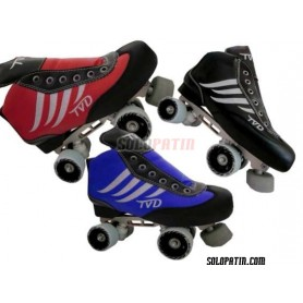 Patins Complets Hockey TVD COOL NOIR
