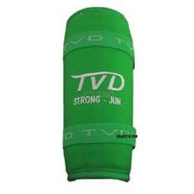 Shin Pads TVD STRONG GREEN