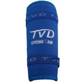 Protege Tibias TVD STRONG BLEU