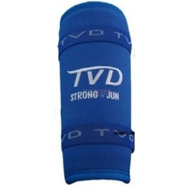 Shin Pads TVD STRONG BLUE