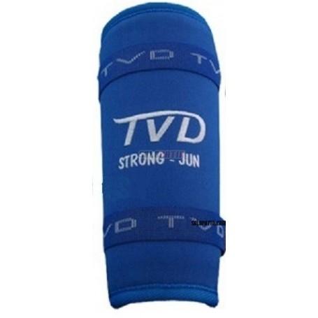 Espinilleras TVD STRONG AZUL