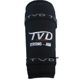 Beinschoner TVD STRONG SCHWARZ