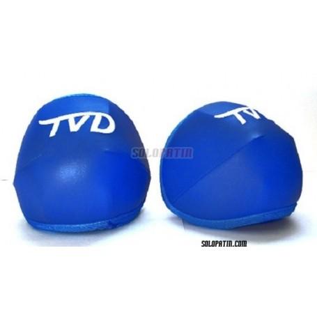 Ginocchiere Hockey TVD SUPER CONFORTO BLU