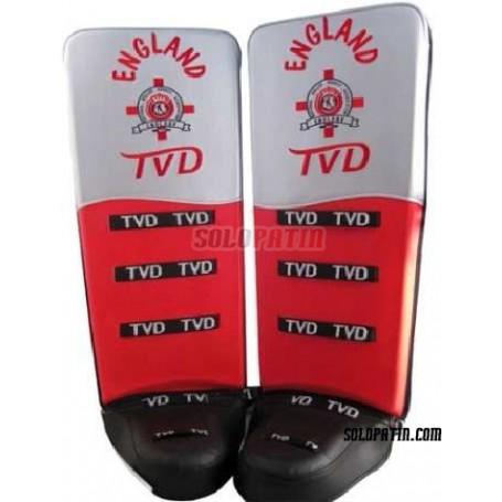 Gambali Portiere TVD POWER II ROSSO