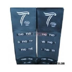 Leg Guards Goalkeeper TVD POWER II BLACK