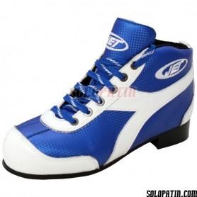 Hockey Set JET ROLLER E BLUE / WHITE