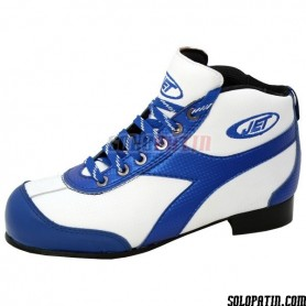 Hockey Set JET ROLLER E WHITE / BLUE