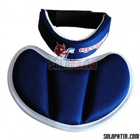 Goalkeeper Throat with Upper Chest Protection REVERTEC