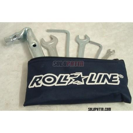 Conjunt 6 Eines Professional Roll-Line