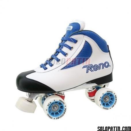 Hockey Reno Oddity Set White Blue