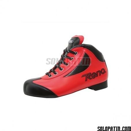 Rollhockey Schuhe Reno Oddity Schwarz