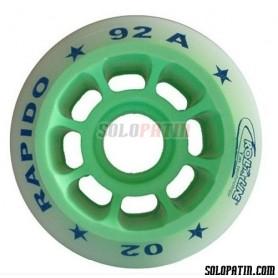 Rollhockey Rollen Roll-Line Rapido 92A