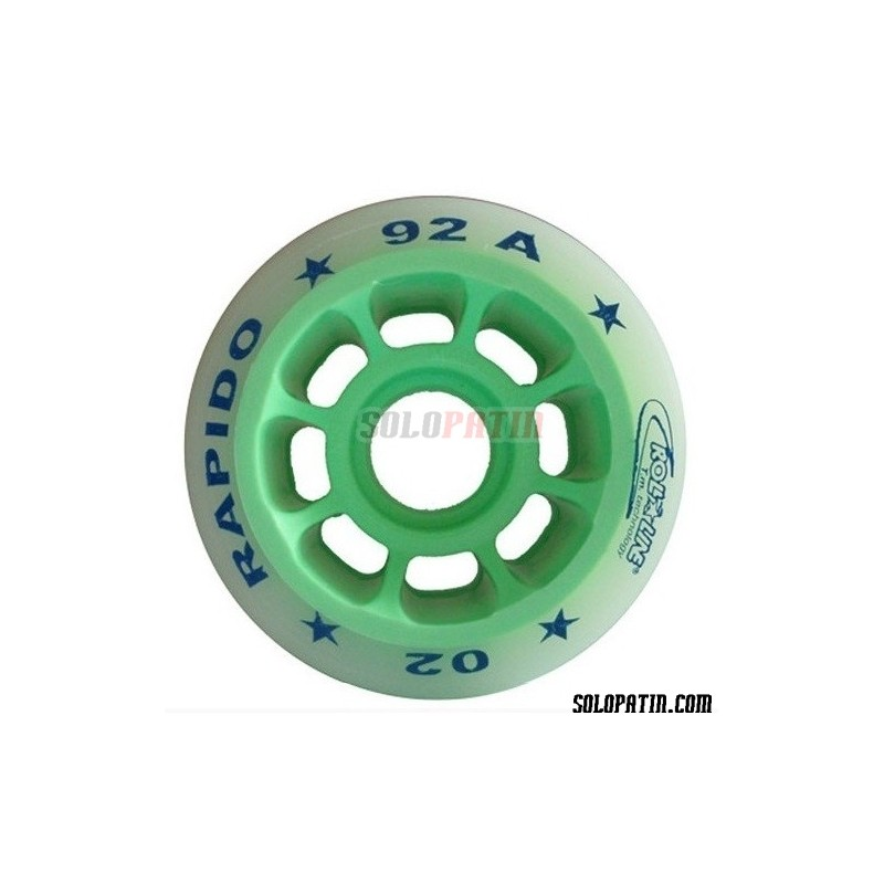 Hockey Wheels Roll-Line Rapido 92A