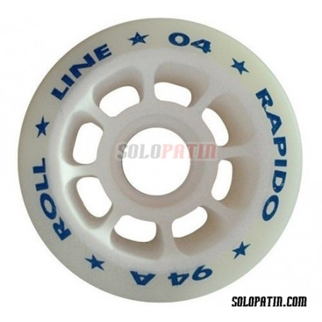 Hockey Wheels Roll-Line Rapido 94A