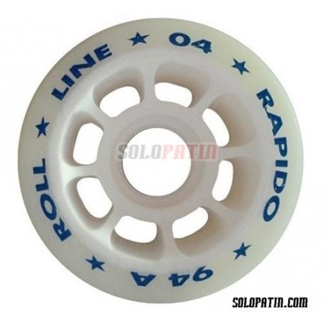 Rollhockey Rollen Roll-Line Rapido 94A
