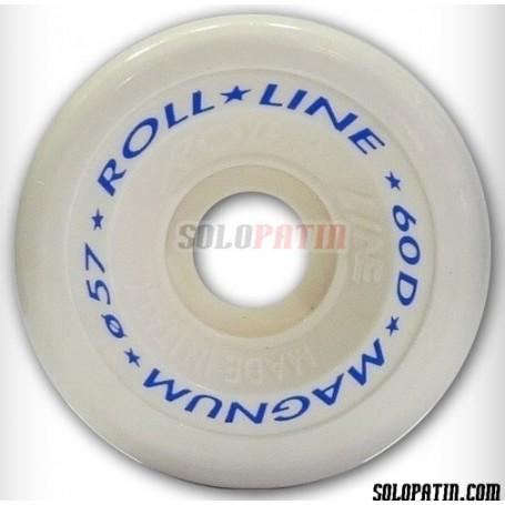 Artistic Skating Wheels Roll-Line Magnum 60D