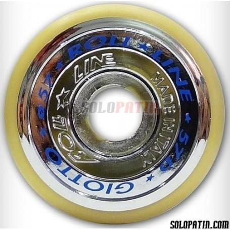 Ruote Pattinaggio Artistico Roll-Line Giotto 57D