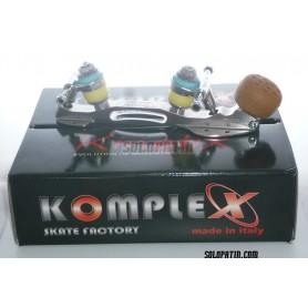 Rollkunstlauf Gestelle Komplex Kinetix Silver