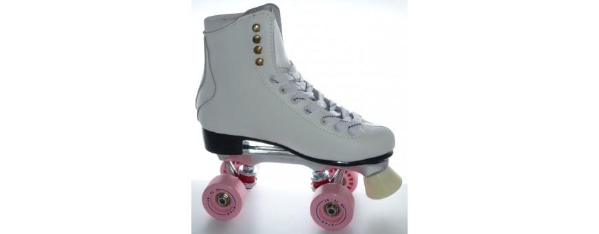 Beginners figure skating