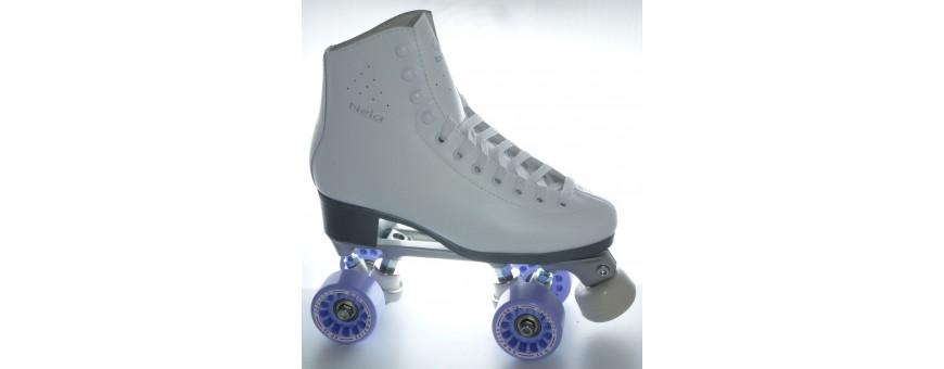 Figure skating skates intermediate level