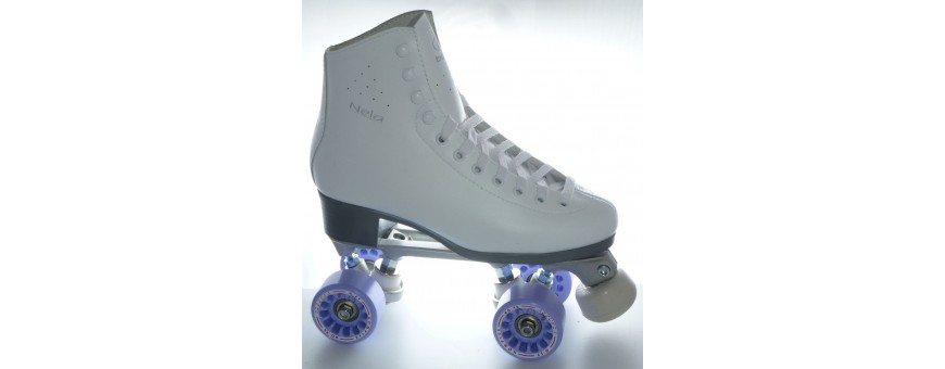 Patines patinaje artístico nivel intermedio