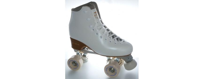 Figure skating skates advanced level