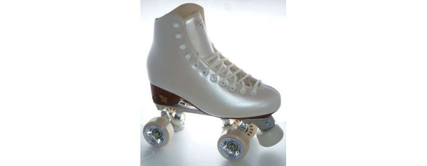 Figure skating skates pre-competition level