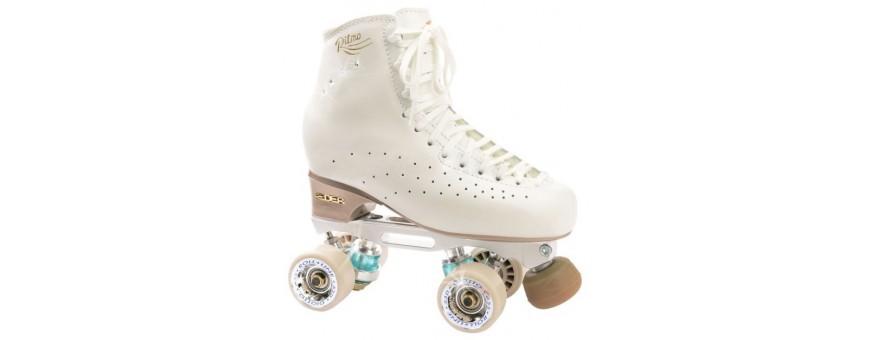 Patins patinagem artistica nivel competiçao / profissional