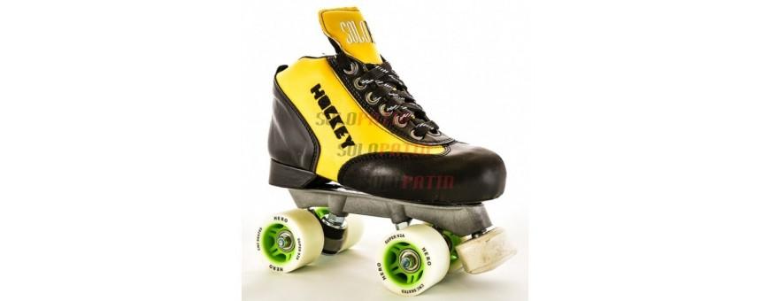 Rollhockey Anfänger