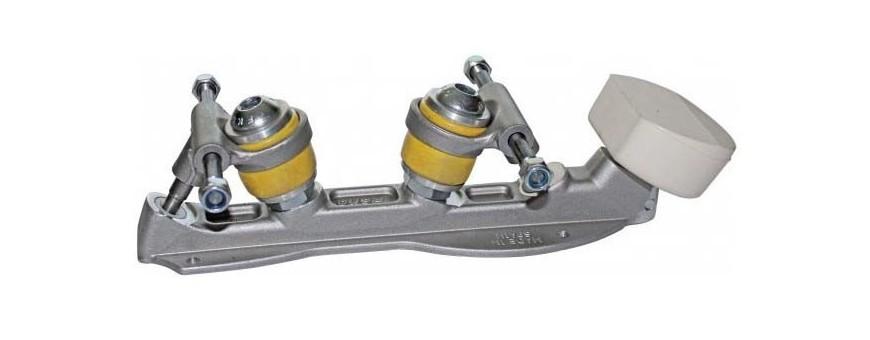 Reno Aluminium Skates R1