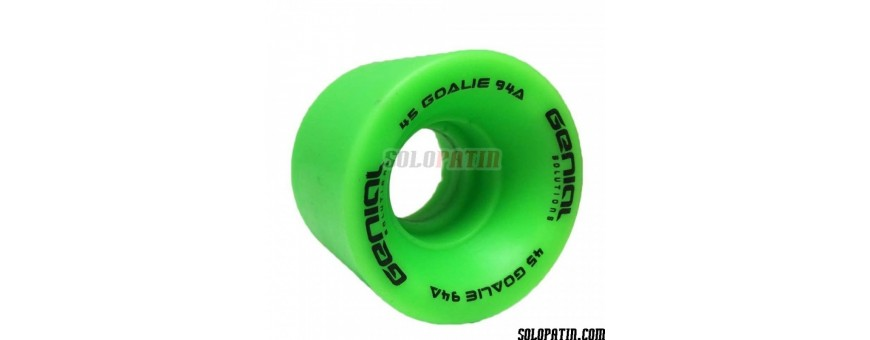 Goalkeeper Hockey Wheels