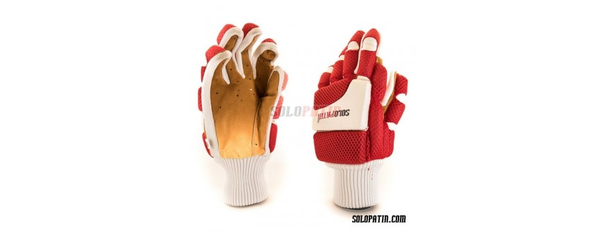 GUANTES Hockey