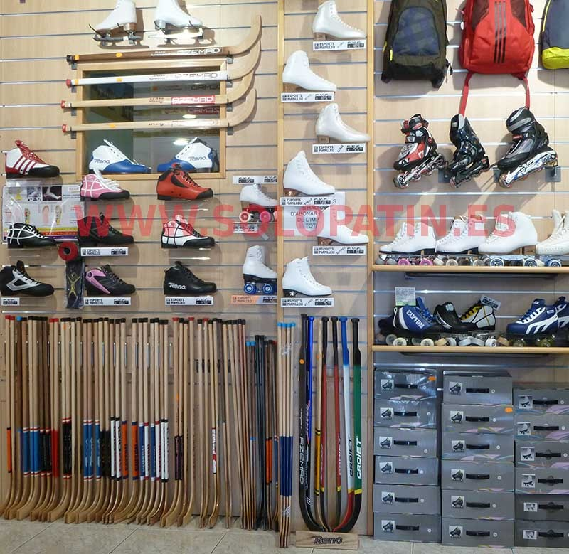 Rink Hockey Shop